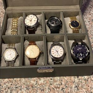 The collection